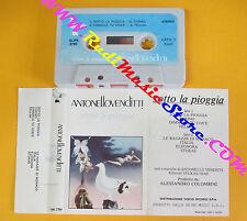MC ANTONELLO VENDITTI Sotto la pioggia italy HEINZ SLPK 2700 no cd lp dvd vhs