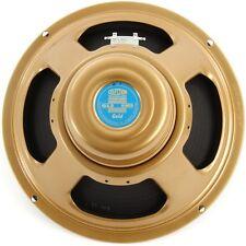 "Celestion Gold Alnico Series 50 watt 15 ohm 12"" guitar speaker made in UK"