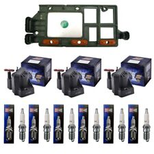 New Ignition Control Module +3 Herko Ignition Coils + 6 Champion Spark Plugs