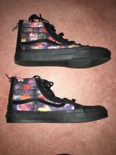 Womens Vans California Floral Skateboard Shoes Womens Size 7 Mens 5.5
