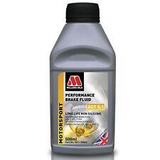 MILLERS Performance Brake Fluid Dot 5.1 - 500ml