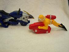 """Scuba Diver Shape Bath Toy  Super speed motorcyle  blue  7-8"""""""