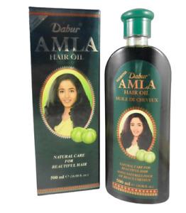 Dabur ORIGINAL Amla Hair Oil 200ml Natural Care Gooseberry