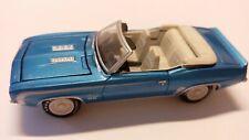 Johnny Lightning 1969 Chevrolet Camaro Convertible White Lightning