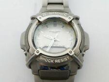 Casio MT-G 2339 Shock Resist Stainless Steel Multi Function Analog Digital Watch
