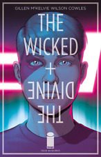 The Wicked and Divine #40 Cover A Comic Book 2018 - Image