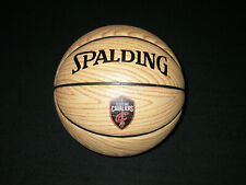 Auto Autograph Signed Cleveland J.R. Smith Woodgrain Like Signed Basketball