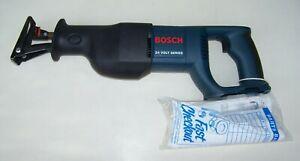 Bosch 24 Volt Series Reciprocating Saw - Bare Tool & Blade - No Battery