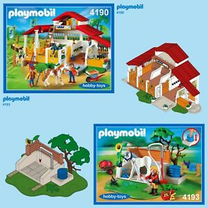 * Playmobil * PONY STABLES 4190 4193 7392 * Spares * SPARE PARTS SERVICE *