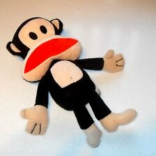 Official  Paul Frank Bag Soft Plush Toy  Monkey Chimp 12 Inches