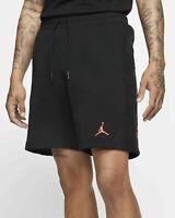 Nike Air Jordan 23 Engineered Men's Shorts Black Infrared CW2665-010 Size S M L
