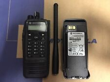 TWO WAY RADIO MOTOROLA DP3601 VHF 136-174 MHZ 5W