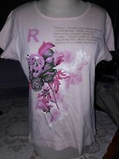 leichtes Shirt VIVIEN CARON Gr. 40 rose