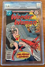 Wonder Woman 229 CGC 9.4 DC March 1977 Bondage Cover