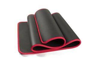 Extra Thick Non-slip NRB Mat For Fitness Gym Yoga Tasteless Pilates Exercise Pad