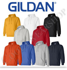 Gildan Heavy Blend Hoodie Men Pullover Plain Hooded Sweatshirt 18500