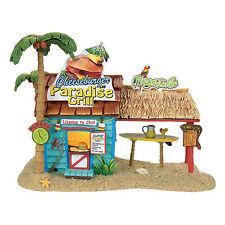 Dept 56 Margaritaville Village MARGARITAVILLE PARADISE GRILL 4058488 Jimmy Buffe