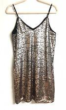 Ariat Women's Sequin Chiffon Rocker Dress Sz. S/P