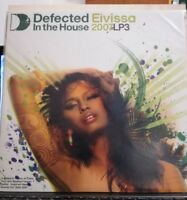 DEFECTED  In the House - EIVISSA 2007LP3 DOPPIO LP - NUOVO - IMPORT 2007