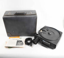 Kodak Carousel 850 Auto Focus Slide Projector With Zoom Lens Case NEEDS LAMP V79