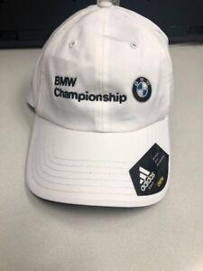 BMW MEN'S ADIDAS® PERFORMANCE MAX CAP IN WHITE