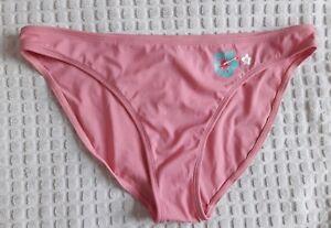 New Baby Pink Mini Bikini Bottom/ Size 14/ Matalan