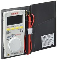 SANWA pocket-size digital multimeter PM3 Japan