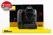 Nikon D90 + battery grip  + 2 ANNI DI GARANZIA  - 2 YEARS WARRANTY