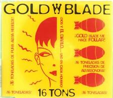 Gold Blade(CD Single)16 Tons-New