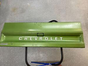 73-76 Chevrolet C-10 Truck Tailgate
