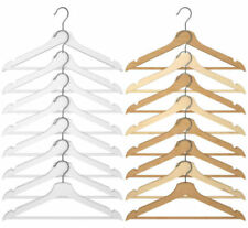 Utility/Laundry Room Notched Coat Hangers