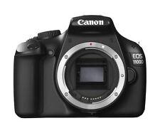 Canon EOS 1100D 12.2MP Spiegelreflexkamera Body Gehäuse optisch wie neu