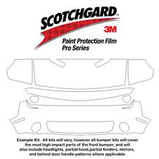 Clear Bra Pre-Cut Standard Kit ALL VEHICLES! 3M Scotchgard Pro Paint Protection