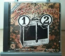 James Harman Band - Two Sides To Every Story Promo CD ~ 1993 Black Top ~ Used