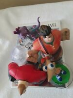 Wii Disney Infinity 1.0 and 5 Figures