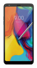 LG Stylo 5 LMQ720PS - 32GB - Silver (Boost Mobile) (Single SIM)