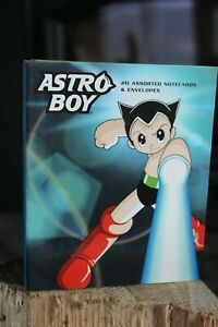 Astro Boy Notecards (20 count) anime cartoon film