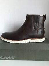 Men's Timberland Preston Hills PT Chelsea Boots Size 7 UK