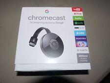 Brand New Google Chromecast Digital HD Media Streamer 2nd Generation Authentic
