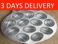 Russian Oreshki Oreshnitsa Walnut Oreshnica Cookie Maker Mold 3 Days Delivery