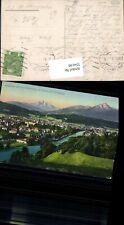 544140,Innsbruck geg. Süden Serles pub Warger 482-1912
