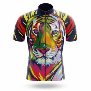 Tiger Cycling Jersey