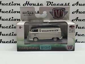 M2 MACHINES 1960 VW DELIVERY VAN USA MODEL T1