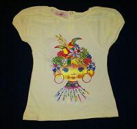 LOLA ET MOI - PROMO -70% - T-shirt Everyday Sunshine Lola - Neuf avec étiquette