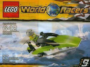 LEGO World Racers Speedboot 30031