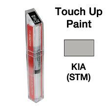 KIA OEM Brush&Pen Touch Up Paint Color Code : STM - Satin Metal Metallic
