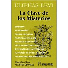 ELIPHAS LEVI-la clave de los misterios-OCULTISMO