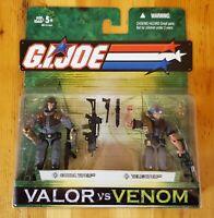 GI JOE Valor Vs Venom 2 Pack! COBRA VIPER/TELE-VIPER Foreign Variant! NIP!