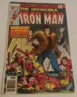 The Invincible Iron Man #101 (08/1977) GOOD 1st Print