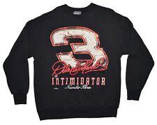 Dale Earnhardt Vintage Sweatshirt #3 The Intimidator Size Large LEE SPORT Nascar